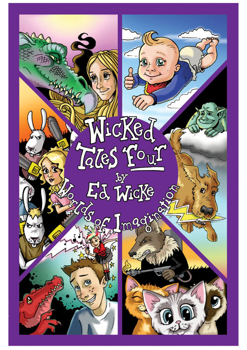 Wicked Tales 4 Cover Art