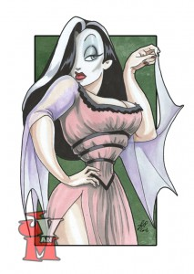 Jessica Lily Munster