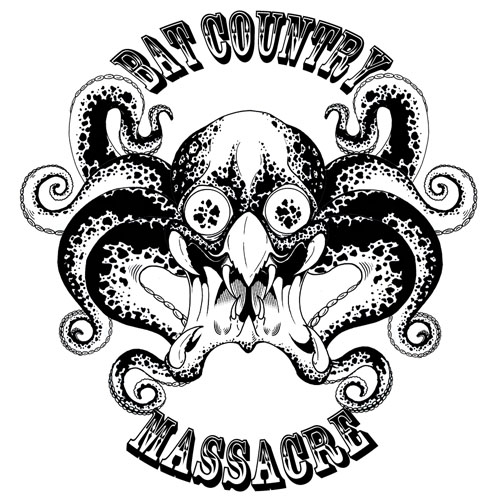 Bat Country Massacre Band Logo